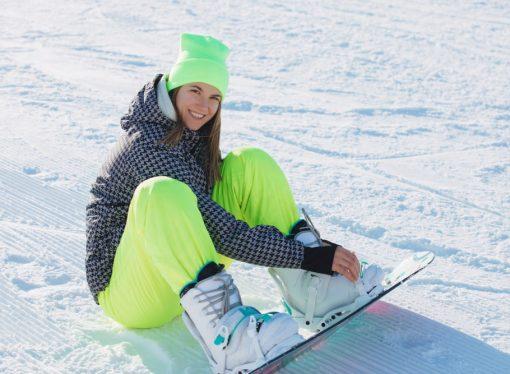 Pierwszy raz na snowboardzie – najważniejsze kwestie