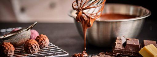 Proces powstawania wegańskiej czekolady